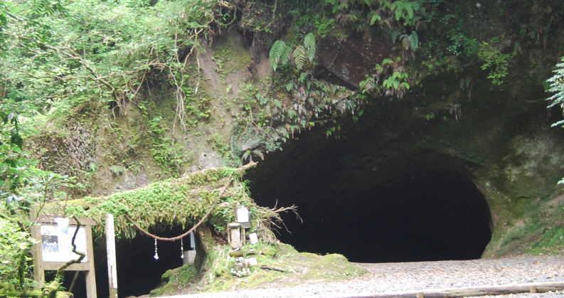 鹿児島県 インスタ映え 溝ノ口洞穴