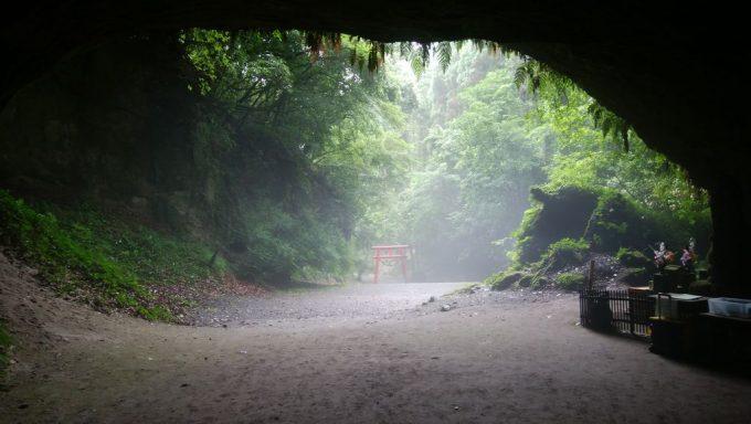 鹿児島県 インスタ映え 溝ノ吉洞穴3