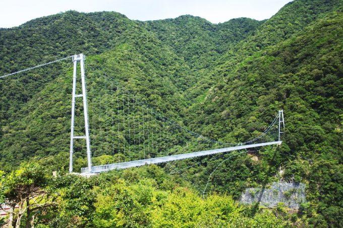 宮崎県 インスタ映え 照葉大吊橋