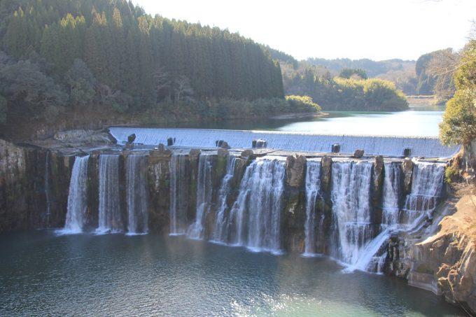 大分県 インスタ映え 発電所跡滝