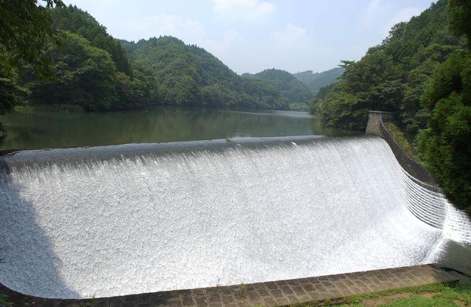 大分県 インスタ映え 白水ダム
