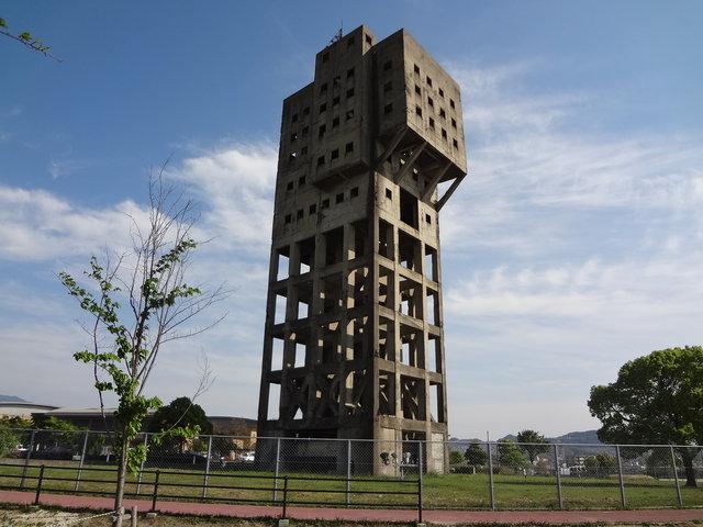福岡 インスタ映え 竪坑櫓2