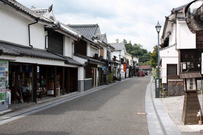 大分県 インスタ映え 豆田町2