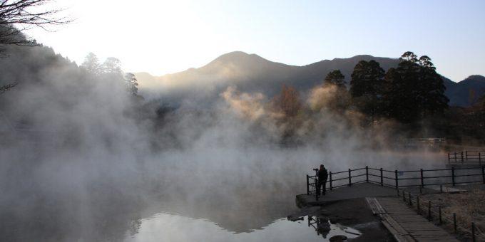 大分県 インスタ映え 金鱗湖