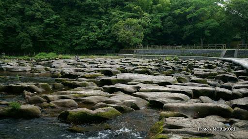 宮崎県 インスタ映え 関之尾の滝2