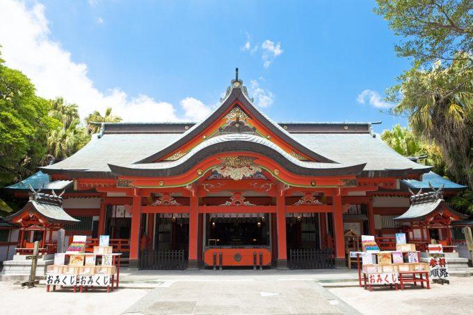 宮崎県 インスタ映え 青島神社