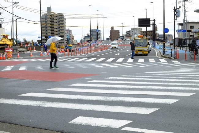 熊本県交差点