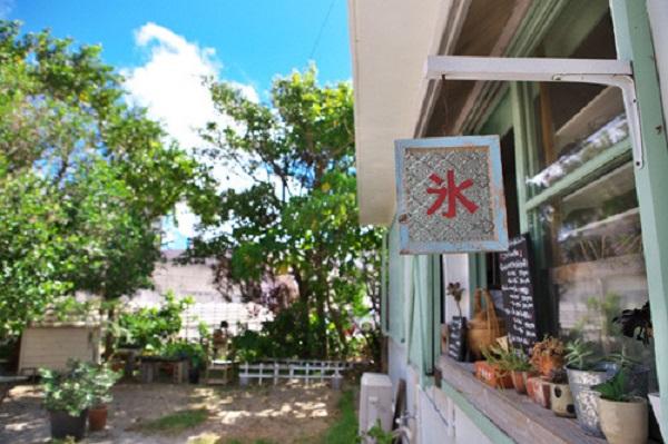 沖縄ぜんざい 喫茶ニワトリ