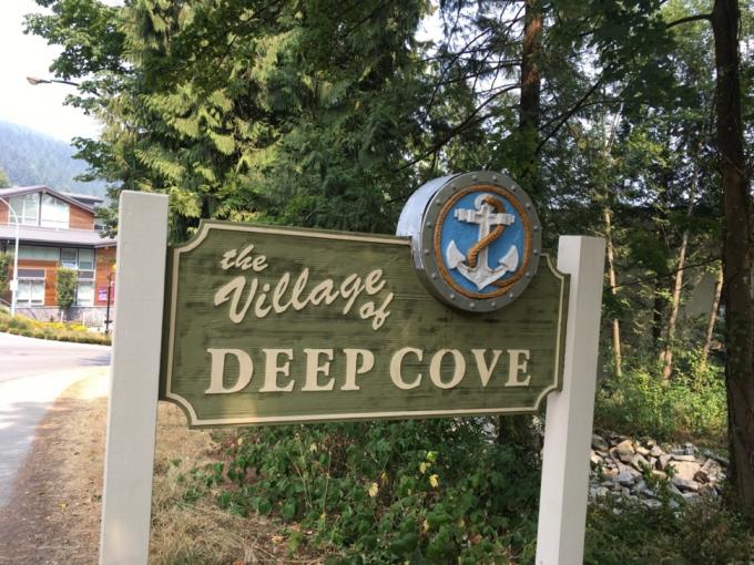 ディープコーブ Deep Cove