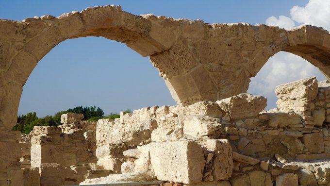 キプロスの遺跡