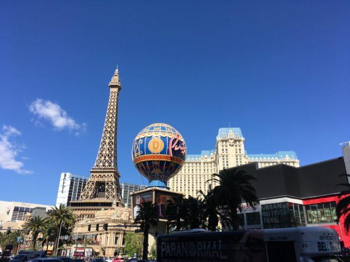 ラスベガスで制覇すべき10つのホテル群