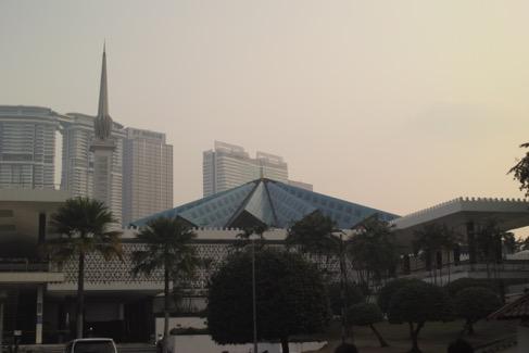 国立モスク(新モスク)
