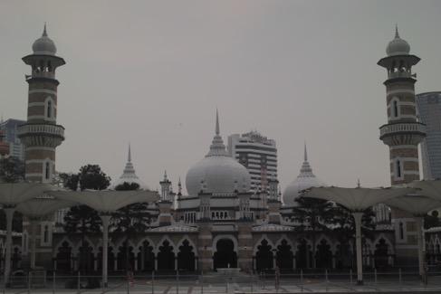 マスジットジャメ(旧モスク)