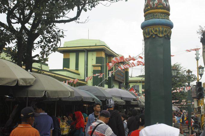 ジョグジャカルタ市内