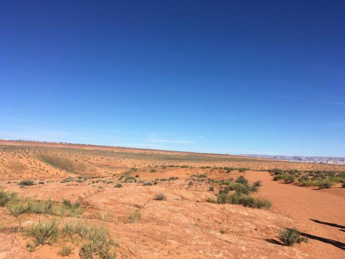 Antelope 砂漠