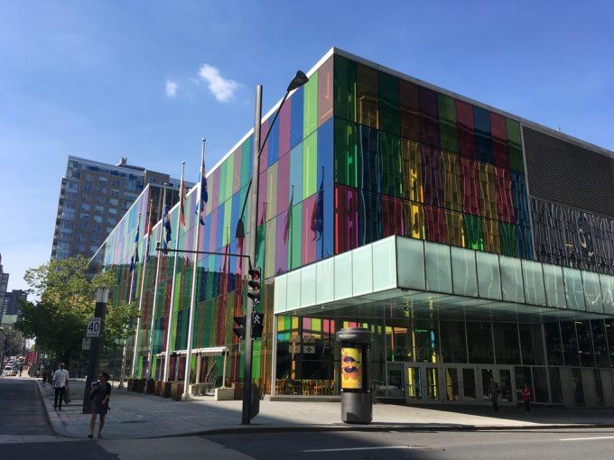 Palais des congres de montreal