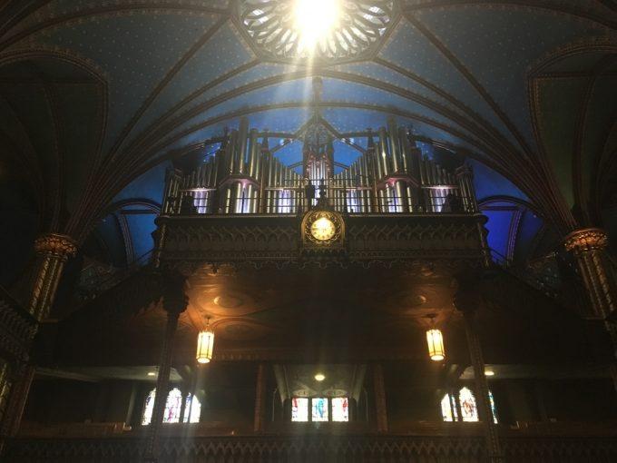 Notre-Dame Basilica organ