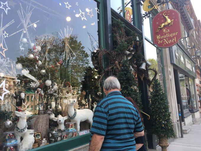 Rue De Buade Christmas