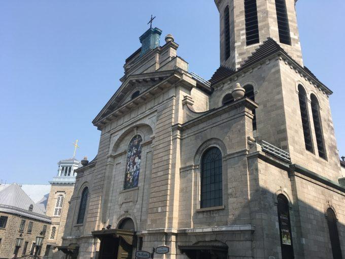 Cathedral-Basilica of Notre-Dame de Québec
