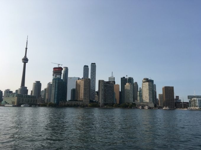 Toronto Island last