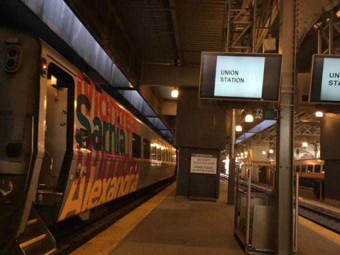 Union Station 列車
