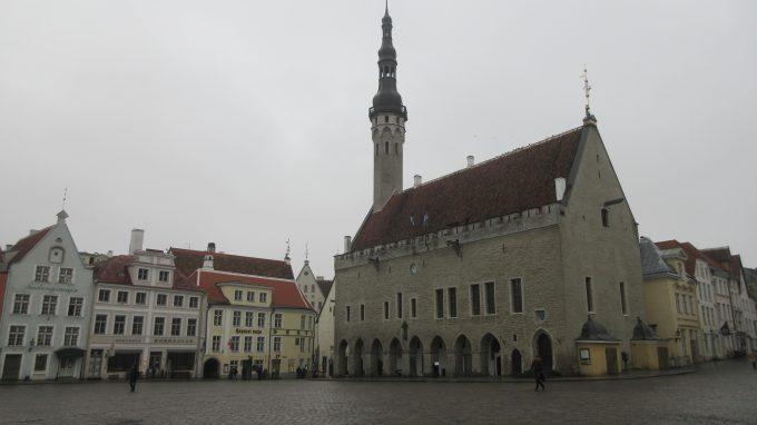 タリン市庁舎