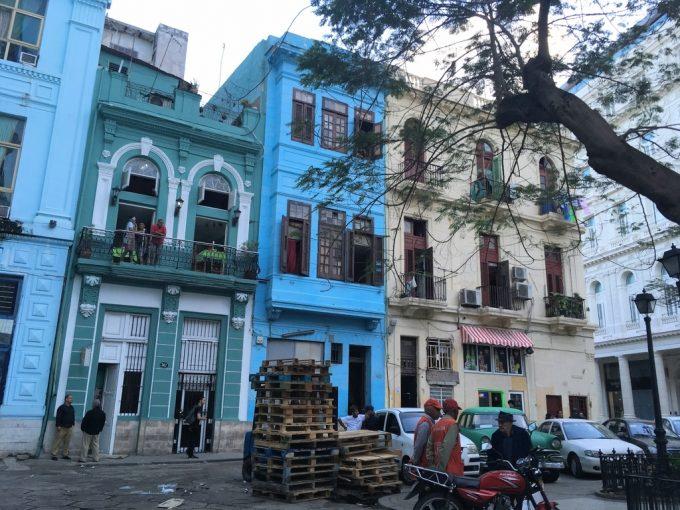 Old Havana 街