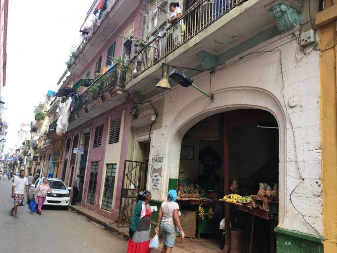 Old Havana 街2