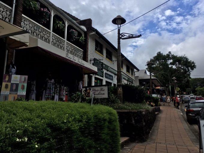 Montville street