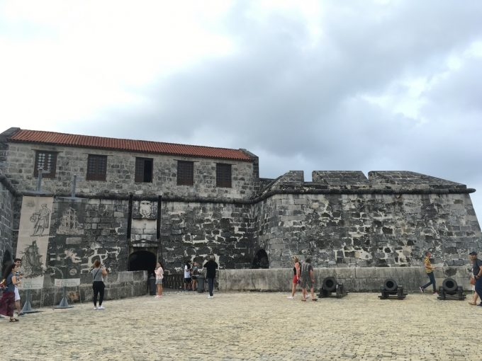 Castillo de la Real Fuerza