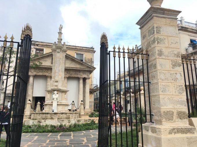 Castillo de la Real Fuerza 教会