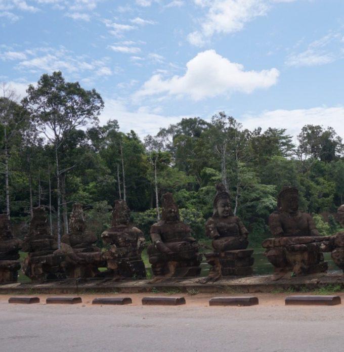 南大門仏像