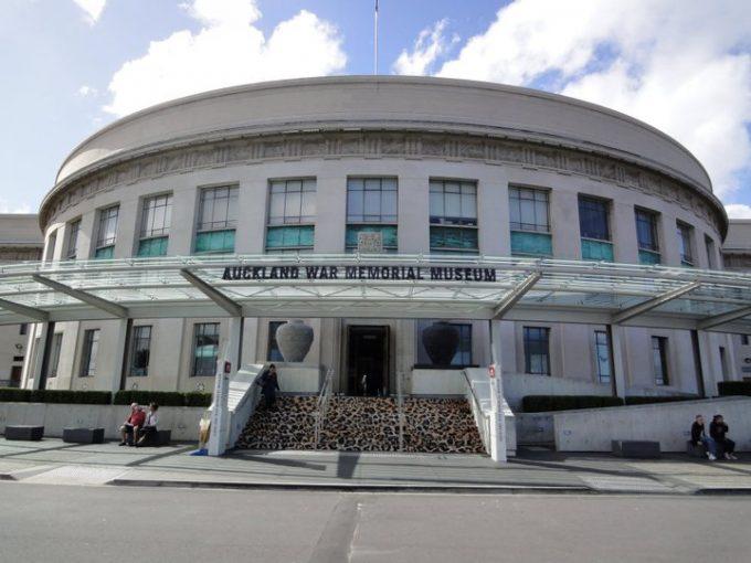 オークランド戦争記念博物館