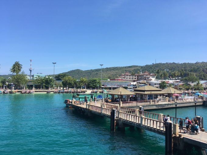 pipi island ferry