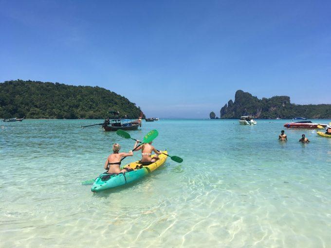 ピピ島 Loh Dalum Beach