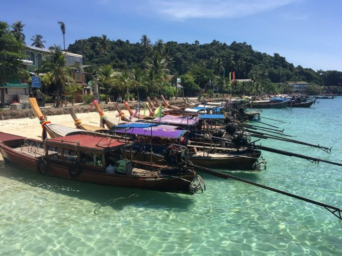 pipi island boat