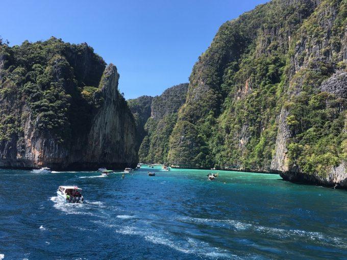 ピピ島 Ko Phi Phi Lay