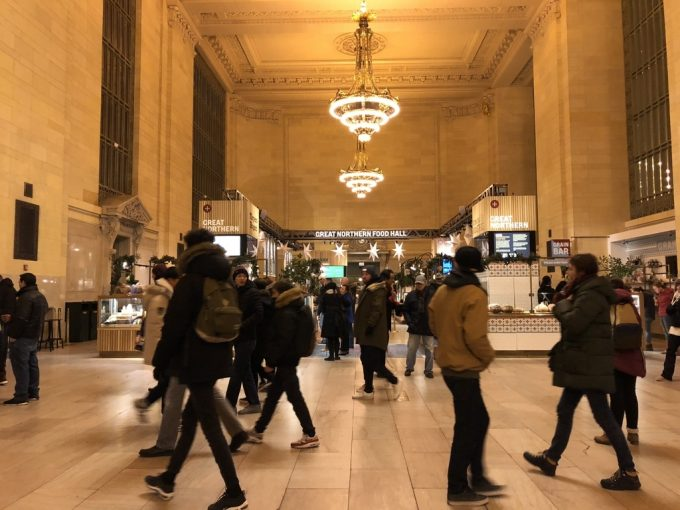 Grand Central Station cafe
