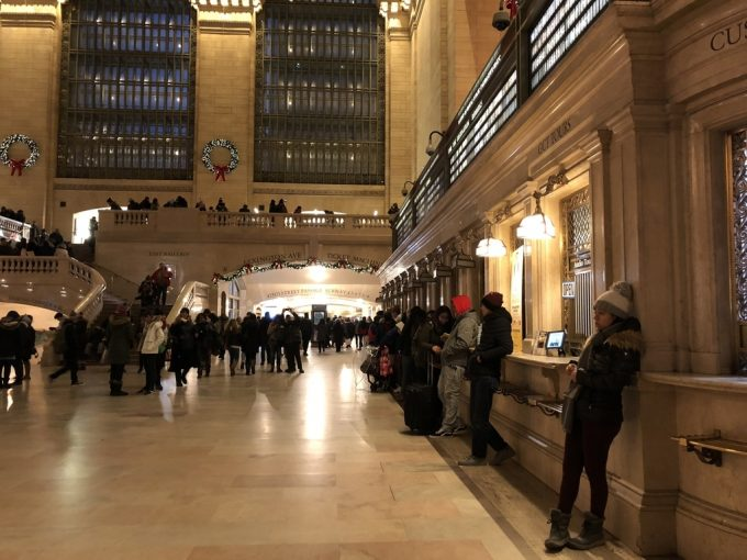 Grand Central Station 構内2