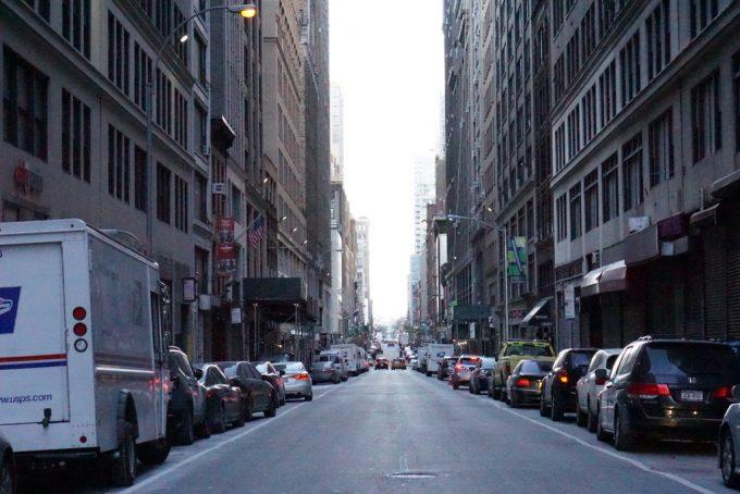 NY街並み2