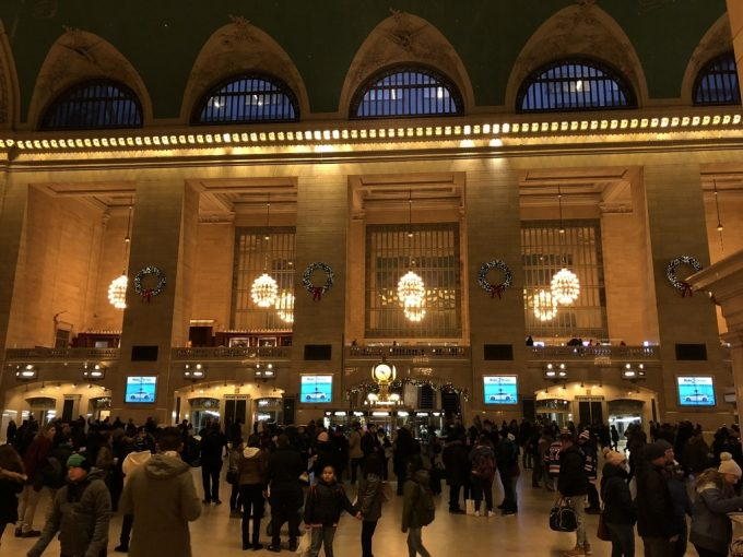 Grand Central Station 構内