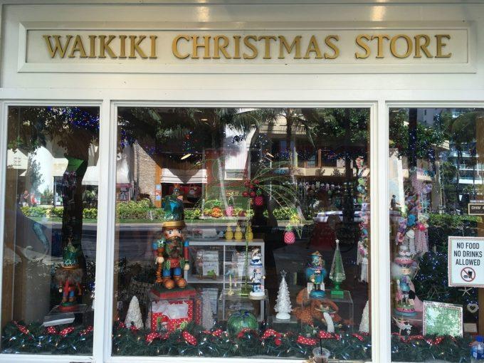 WAIKIKI CHRISTMAS STORE