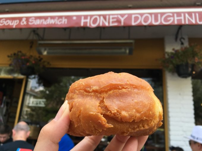 Honey Doughnuts and Goodies ハニー・ドーナツ