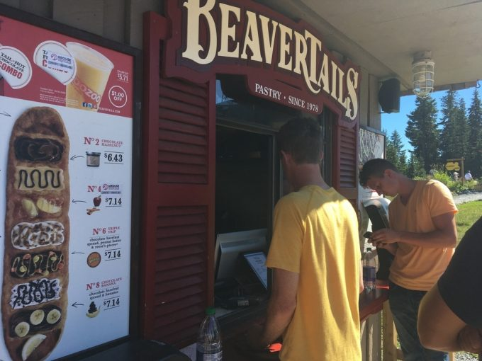 Beaver Tils