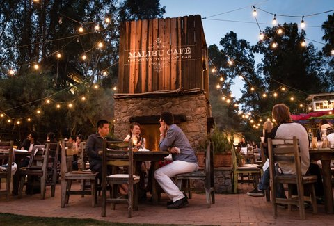 The Malibu Café