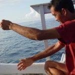 インドネシア バリ島東部にあるAmed(アメッド)で体験した漁師飯