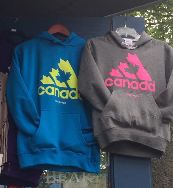canada cloths
