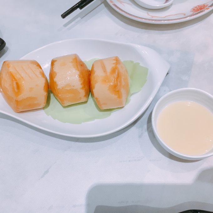 煉奶炸饅頭