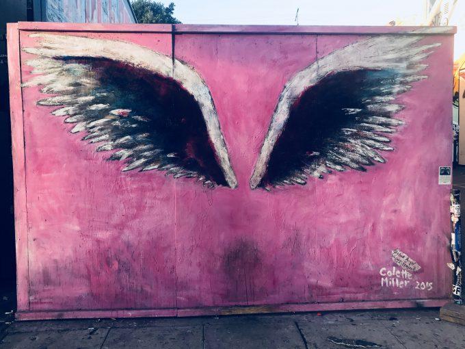有名な羽お壁画