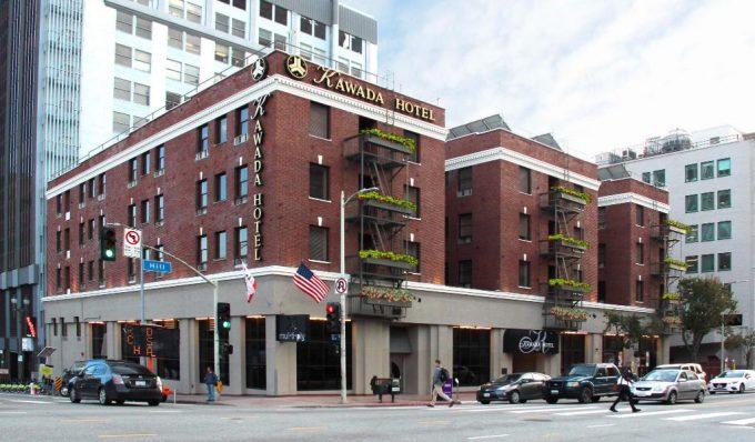 kawada hotel